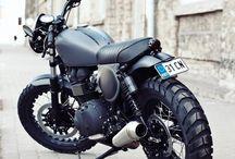 Motor bikes / motors