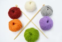Hand knit & Crochet yarns / Top quality yarns for hand knitting and crochet projects