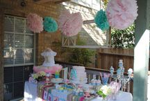 Kinsey's first bday! / by Julie Koster