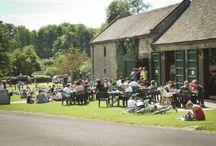 Tea rooms in Derbyshire