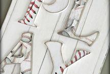 baseball / by Charlotte Robbins