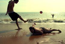 Lets Go To The Beach  / by Lindsay Dunn