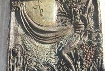 Porte in bronzo realizzate dalla nostra fonderia