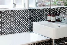 For the home - Bathroom / by Bridget Heyde