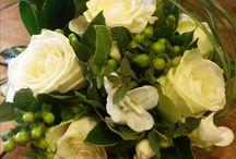 Mes compositions florales / Art floral