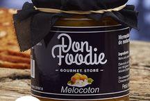 Mermeladas y mieles / Mermeladas, confituras y miel, con o sin azúcares, para unas deliciosas tostadas o para tu repostería.