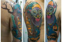 my tattoo / tattoo
