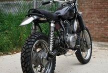 Vintage Enduros / by Ty Roblin