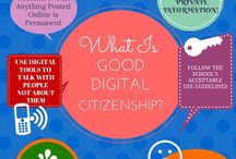 Digital Citizenship Ideas