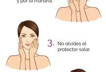 Consejos para piel