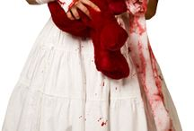 Halloween : Make Up et déco