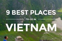 Vietnam Travel Guide Blogs / Traveling to Vietnam for the first time? See the best Vietnam blogs, travel guides, trips, tips including itinerary tips, budget, hotels, tourist spots & places to visit.  https://www.detourista.com/place/vietnam/