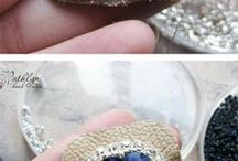 Cordão em pedras