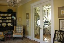 Stained Glass / Residential designs in glass