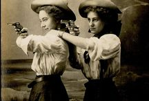 Old West Cowboys and Cowgirls / The love of the west!