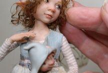 Faeries/Art Dolls/Figurine