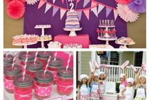 Girl's party ideas