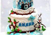 Cakes / Birthday cakes