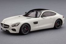 """Mercedes-Benz / """"The Best, Or Nothing."""" Germany's grandest marque, captured in faithfully detailed scale model replicas."""