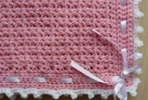 crochet & knitting - baby items / by Beverley Gillanders