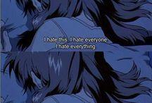 was sad