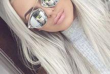 блонд и хочу такой