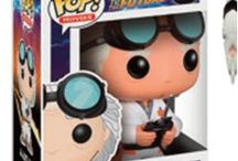 POP FUNKO BACK TO THE FUTURE & THE BIG BANG THEORY
