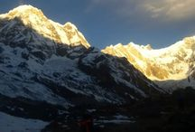 Annapurna Base Camp Trek / For those interested in exploring the untamed wilderness of the Himalayas, the Annapurna Base Camp trek will be an unforgettable experience! Annapurna Base Camp trek features some of the most spectacular mountain scenery in the region http://www.goasianjourney.com/trek/annapurna-base-camp-trek.html/