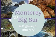 Places To Visit / by Hyatt Regency Monterey Hotel And Spa