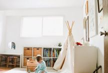 Home - Children Playroom / by Ashlee Greene