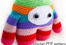Crochet to do / Azok a horgolmányok, amiket szeretnék megcsinálni egyszer
