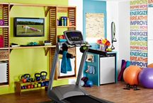 Dream Exercise Room / by Katie Grattan Wold