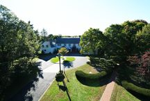 Mansion Grounds / The beautiful landscape and exterior of The Royalton Mansion