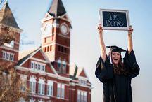 Auburn graduation !! Casie 2015 / by Becky Kinney