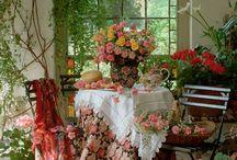 Kertek-virágok-kertépítés............ garden