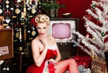 Holiday Pinup