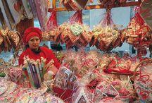 Jarmoky perníkovými očami / Tu nájdete fotky z predávania perníkov na jarmokoch:)