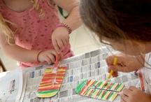 Preschool Summer Crafts