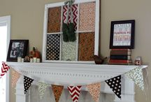 Around the House {For the Mantel}