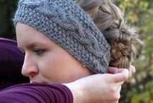 Mütze und Stirnband