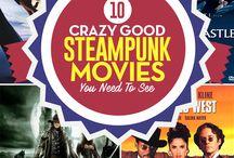 Steampunk media