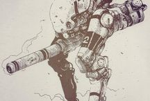 Machines/robots