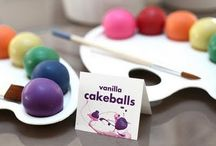 Cake Balls / by Jennifer White