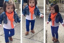 Roxie's Closet / Toddler & kid fashion  / by Tracey Rippy