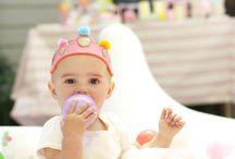 Baby Birthday Party!