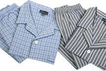 Pajamas / Comfy pajamas for the big and tall gentleman