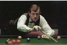 Steve Davis / Snooker Player