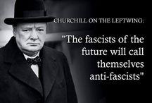 Quotes / Politics, Spiritual, Atheist, Christians, right and left,