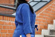 Royal Blue / Stylizacja Royal Blue https://edytaandrzejewska.wordpress.com/2017/05/20/royal-blue/