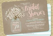 Bridal showers